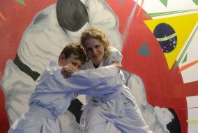 Arti marziali genitori e figli - Inizio Turno del Giovedì @ Accademia Gracie Jiu-Jitsu Bergamo