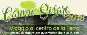 Campo Solare 2018 - Settimana 5 @  Agriturismo Il Belvedere