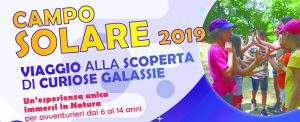 Campo Solare 2019 - Settimana 3 @ Agriturismo Il Belvedere